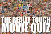 The Really Tough Movie Quiz: September 2