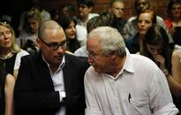 Carl Pistorius cop questioned
