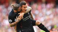 Liverpool goal rush stuns flakey Arsenal in Premier League opener
