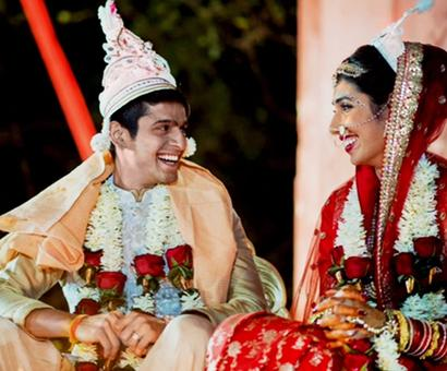 PHOTOS: Saurav Ghosal gets hitched