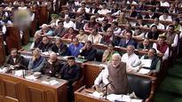 PM Modi speech full of theatrics: CPI(M) says the monologue 'lacked substance'