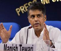 Manish Tewari questions AIMPLB