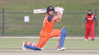 Van der Merwe delivers tense win for Netherlands