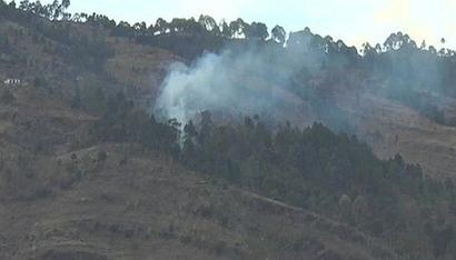 Pakistan violates ceasefire in Rajouri