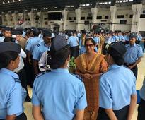 Defence Minister reviews operational readiness of Tezpur airbase