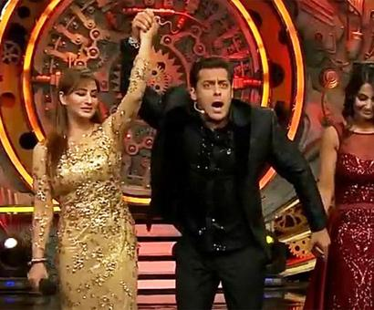Shilpa Shinde wins Bigg Boss 11