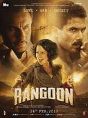 A special screening of Rangoon for Armed Forces!