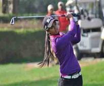 Vani Kapoor wins women's domestic golf title