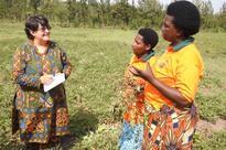 Alumna Jan Low named a World Food Prize laureate