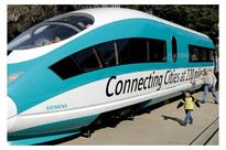 UCLA public health team assesses health impact of state's high-speed rail project