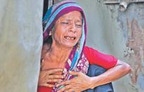 In Banshkhali, despair and panic is all