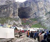 Registration of Amarnath Yatra pilgrims to begin from Monday