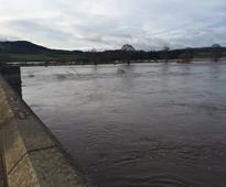 MP praises emergency services after floods