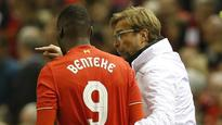 Benteke seeks talks with Klopp to see if he has future at Liverpool