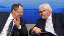 Germany's Steinmeier Says No 'Standoff' In Relations With Russia