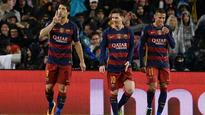 Barcelona take Malaga to task after offensive tweet
