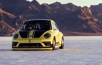 The world's fastest Beetle sets a new world record of 328km/h