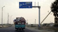 Seven Egyptian police killed in Sinai Peninsula bomb attack