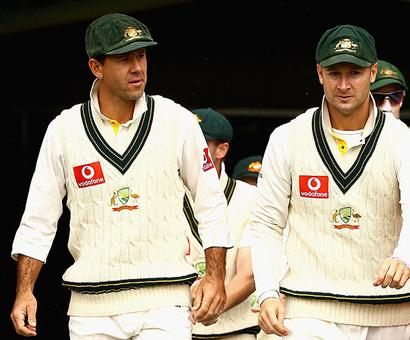 Clarke makes big revelations about Ponting's career