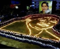 Jayalalithaa's 10,500 saris, 750 slippers, 500 wine glasses in court