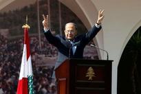 Lebanon's President Aoun invited to visit Saudi Arabia