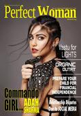 Check out: Commando 2 girl Adah Sharma on the cover of Perfect Woman