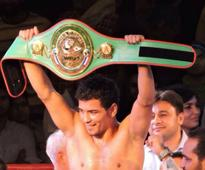 Battleground Asia: Neeraj Goyat books his place with Vijender Singh, will defend his subsequent title