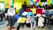 See What Happened When Lagos Chief Justice Pardoned 153 Kirikiri Inmates (Photo)
