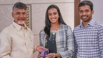 Andhra Pradesh CM Chandrababu Naidu hails PV Sindhu for winning silver at World Badminton C'ship