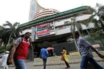 Sensex falls in choppy session; earnings, Asian stocks weigh