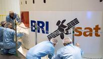 Ariane 5 rocket launches satellites for EchoStar and Indonesia's BRI bank