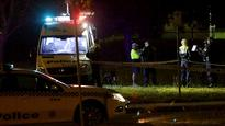 Man shot in leg near sports oval