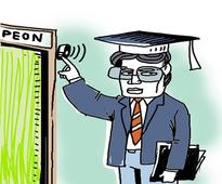 More than 90% students from Indian B-schools earn less than an average peon, study reveals