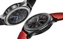 Samsung Gear S3 has an always-on display, Gorilla Glass SR+ protection and 4 days' battery life