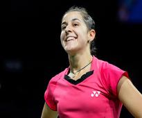 I will be at my best in All England, says Marin