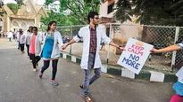 State must prosecute JJ docs if they don't end strike