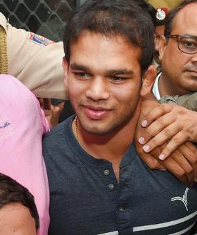 Wrestling federation satisfied with Narsingh's hearing