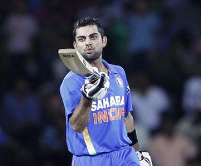 Who is cricketer Virat Kohli's girlfriend?: Thane school asks Class 9 students in PT exam