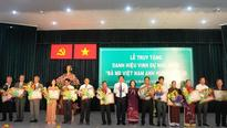 Vietnamese heroic mother titles posthumously bestowed in Ho...