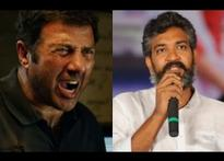 Sunny Deol collaborates with SS Rajamouli for Mera Bharat Mahan