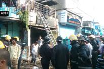 8 die as fire breaks out in Mumbai's Andheri