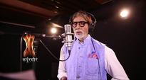 Amitabh Bachchan croons Baba Kedar for TV show, watch video