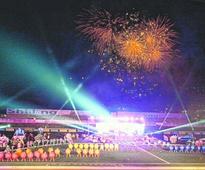 United colours in Meghalaya