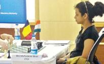Women Chess Tournament: Padmini upsets Cristina in round 8