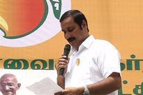 Jallikattu Protest: PMK leader Anbumani Ramadoss Detained in Delhi