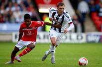 Derby County ready to swoop for West Brom outcast Callum McManaman