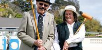 Croquet club going strong at 90