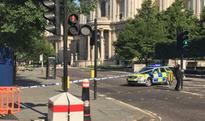 Streets closed after explosion in central London