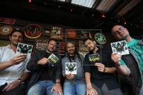 Guatemalan band Golpes returns with new album