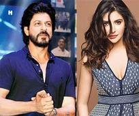 It's a hat-trick for SRK and Anushka